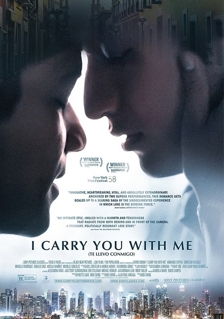 I Carry You with Me (2021)
