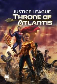 Justice League Throne of Atlantis จัสติซลีก ศึกชิงบัลลังก์เจ้าสมุทร