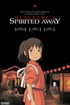 Spirited Away มิติวิญญาณมหัศจรรย์