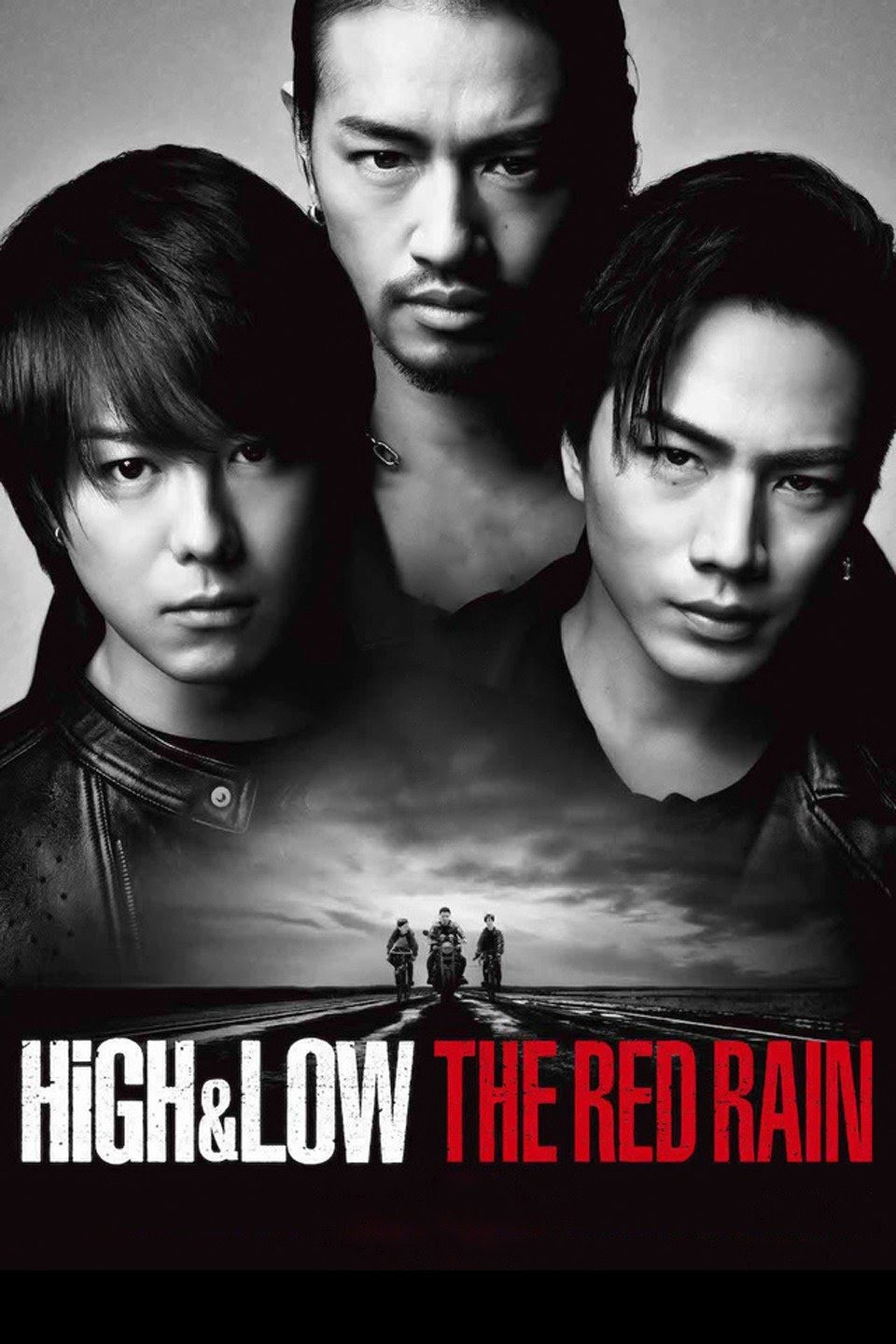 High and Low The Red Rain (2016)