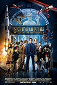Night at the Museum มหึมาพิพิธภัณฑ์ ดับเบิ้ลมันส์ทะลุโลก