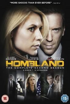 Homeland Season 2 แผนพิฆาตมาตุภูมิ ปี 2